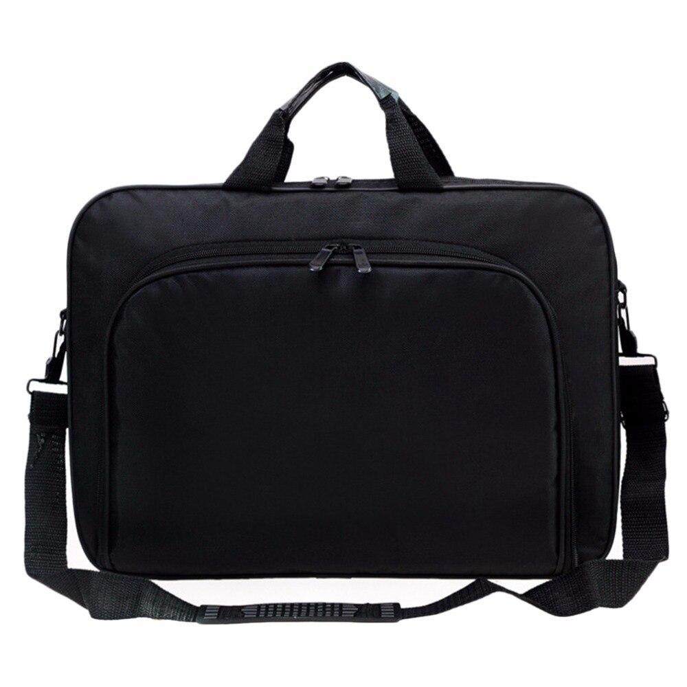 2017 NEW! Portable Business Handbag Shoulder Laptop Notebook Bag Case Multifunction for men women Durable,in stock!