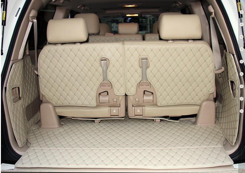 Lexus LX 570 7SEAT үшін арнайы сырғытпа - Автокөліктің ішкі керек-жарақтары - фото 4