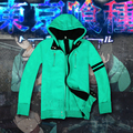 Free shipping New  Tokyo Ghoul Kaneki Ken jacket hoodies Cosplay Costume for Halloween