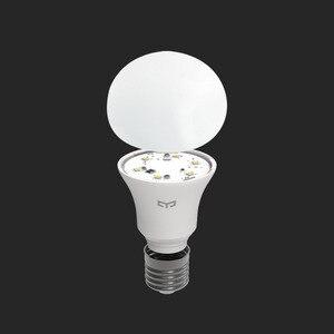 Image 3 - Yeelight LED ampoule blanc froid 25000 heures de vie 5W 7W 9W 6500K E27 ampoule lampe 220V pour plafonnier/lampe de Table