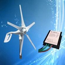 400 Вт ветряная турбина; 400 Вт ветряной генератор с 3 шт./5 шт. лопастей+ Бесплатный 400 Вт ветряной генератор контроллер заряда, Одобрено CE