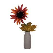 Handmade artificial flower sunflower home wedding party holiday Christmas event DIY decoration HOYVJOY