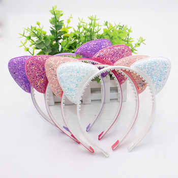 kitty hair band online