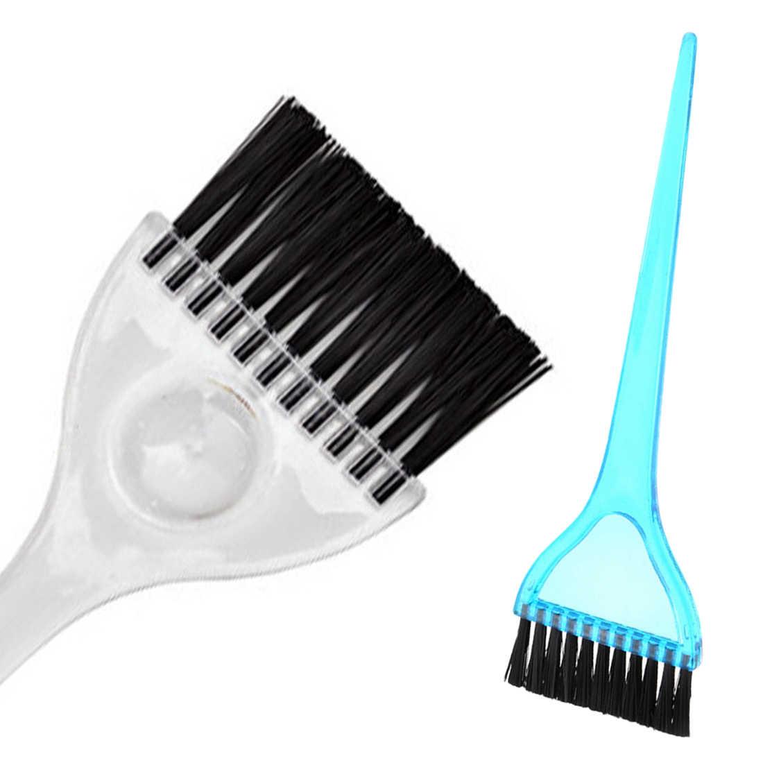 Расческа для волос, расческа для окрашивания волос, отбеливающий оттенок, нанесение на волосы, цветной гребень для укладки, Парикмахерская, инструмент для вышивания