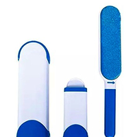 mix order rubber handle pet brush with multi sizes and colors 1 piece / lot with free shipping