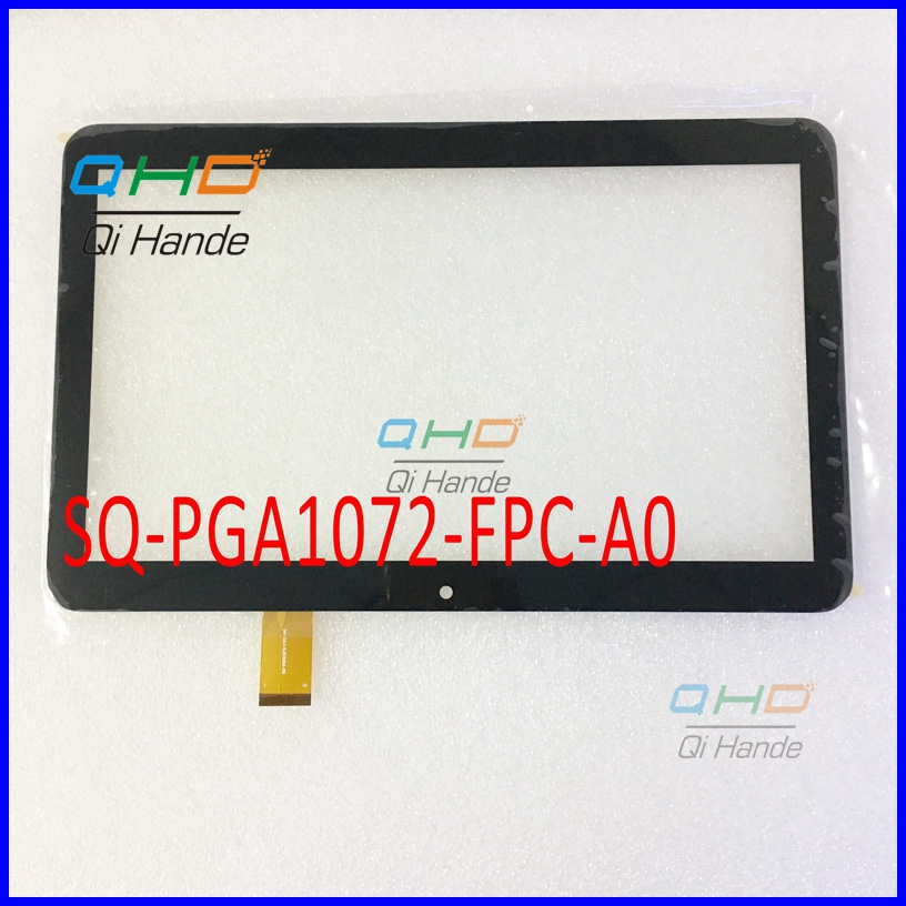 New For 10.1 inch Tablet PC SQ-PGA1072-FPC-A0 touch screen panel Digitizer Sensor replacement Free Shipping 10pcs lot hot sale 9 inch new for fpc fc90s072 00 fhx capacitive touch screen touch panel digitizer panel replacement sensor