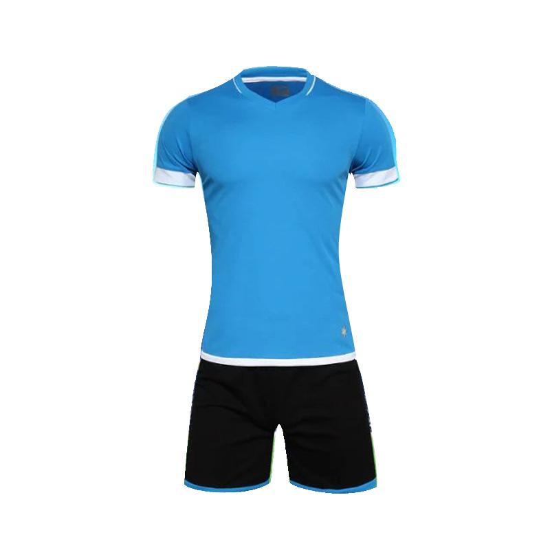 A200 Boys Kids Training T-shirts children sets runing football kits soccer team jersey Sports Athletic wear polo shirt
