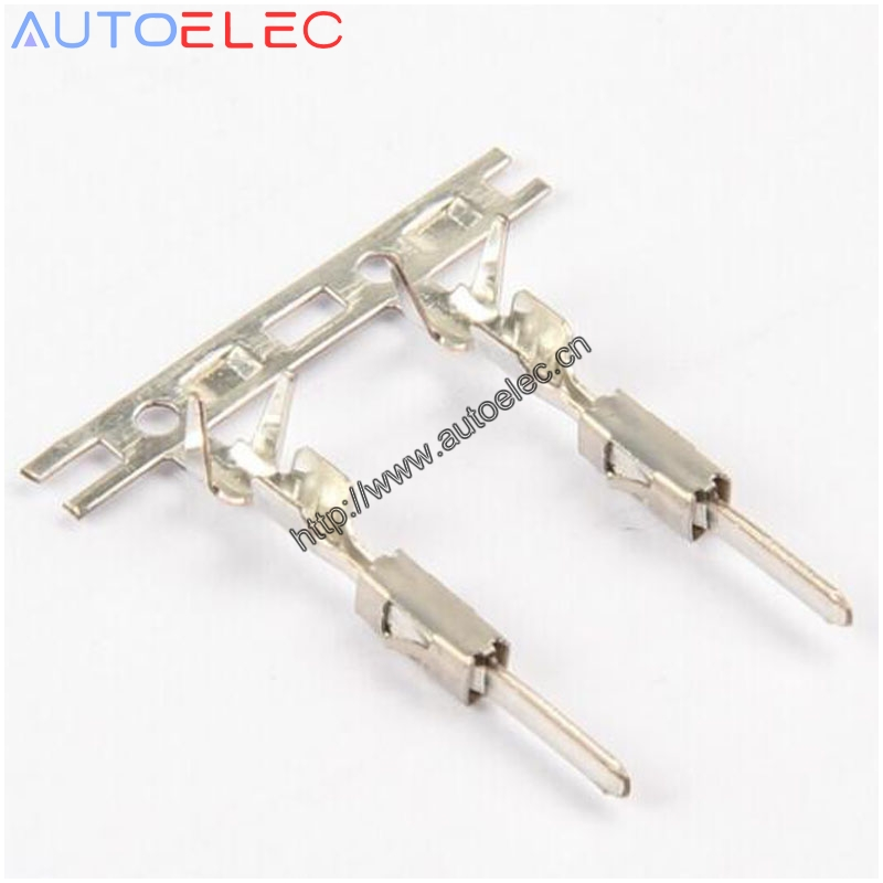 100Pcs 964269-2 SINGLE WIRE SEAL terminal automotive connector PRODUCT GROUP DRAWING FOR JUNIOR for VW Tyco TE audi