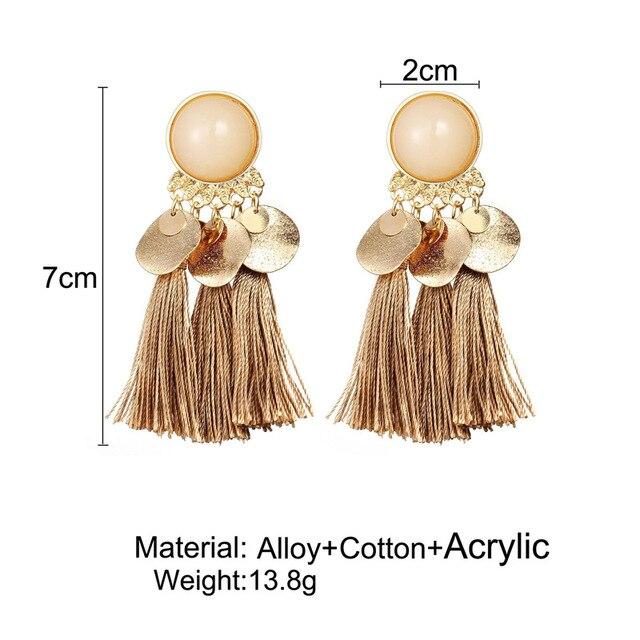 Janeyacy высокое качество модные женские серьги ювелирные изделия