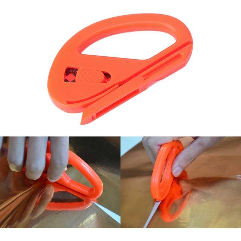 Автомобиль Snitty волокна виниловой пленки Стикеры Обёрточная Бумага безопасности режущий Ножи лезвие инструмент для автомобилей Стайлинг