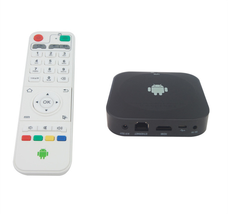 US $56 29 |Android TV BOX CX 818 Dual Core Rockchip RK3066 1GB RAM 8GB ROM  RJ45 AV Port Built in Microphone BLNA XMBC Set Top BOX-in Set-top Boxes