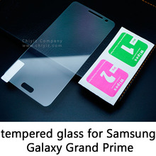 Glossy Lucent Frosted Matte Tempered Glass Protective Film On Screen Protector For Samsung Galaxy Grand Prime