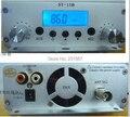Vendas Hot! 15 watt pll FM transmitter FMU SER ST-15B com 86MHz-108MHz-100khz