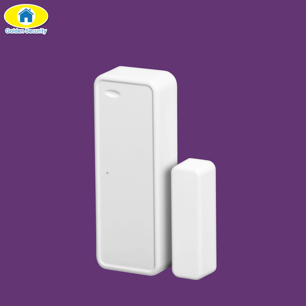 Golden Security Wireless Door Window Magnetic Sensor For G90B WiFi GSM Home Wireless Alarm System Security