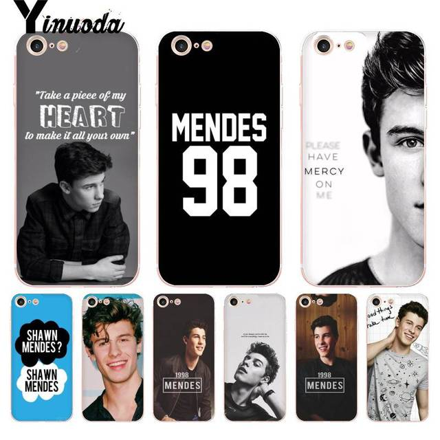 coque shawn mendes iphone 8