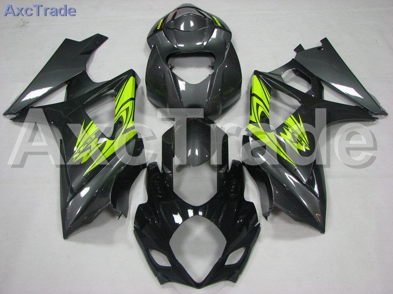 Motorcycle Fairings For Suzuki GSXR GSX-R 1000 GSXR1000 GSX-R1000 2007 2008 07 08 K7 ABS Plastic Injection Fairing Kitg Green front brake disc rotor for suzuki gsxr1000 abs 2015 up gsx r1000 non abs 2009 up gsxr600 gsxr750 2008 up gsx r600 gsx r750