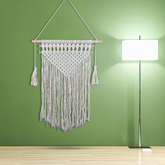 Aliexpress.com : Buy Drop Shipping Boho Wall Hanging Macrame ...