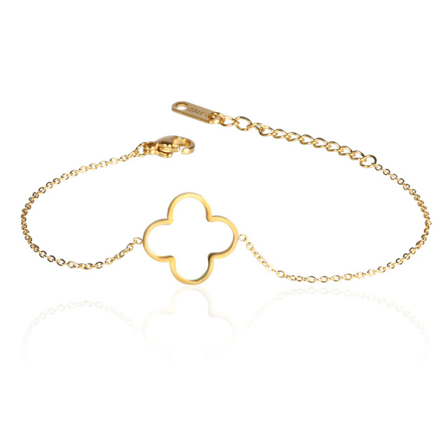 Stainless Steel Clover...