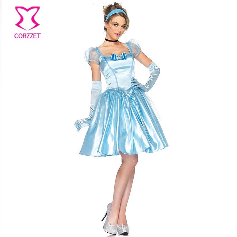 Online Get Cheap Cinderella Gown Aliexpress Com: Online Get Cheap Adult Cinderella Costume -Aliexpress.com