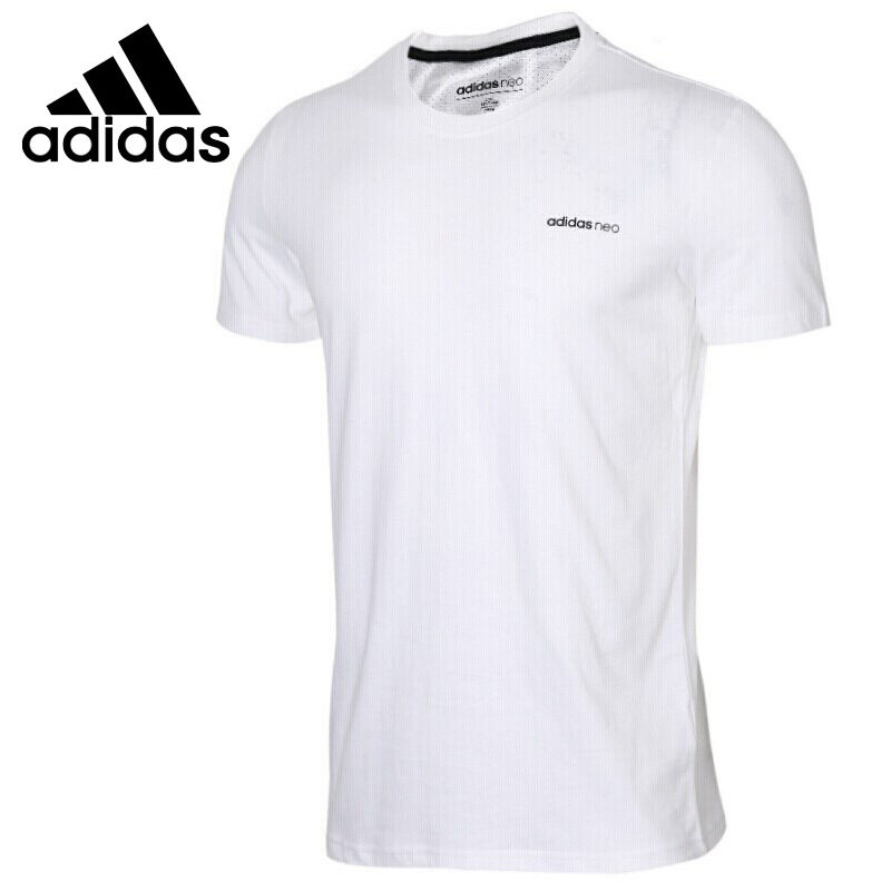 Original New Arrival 2018 Adidas Neo Label M FAV TEE 3 Men's T-shirts short sleeve Sportswear
