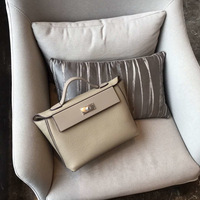 Togo Leather Women Shoulder Bag Luxury Handbags Women Bags Designer Ladies Hand Bags Bolsas De Mujer Bolsa Feminina