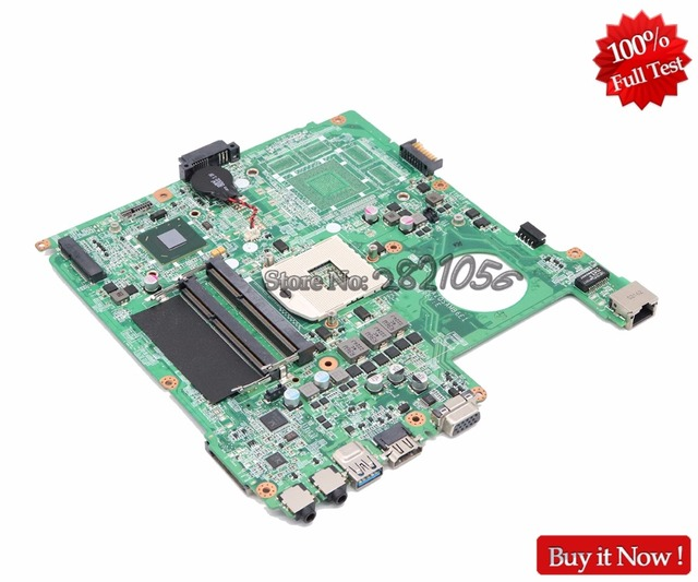 US $53 1 10% OFF|NOKOTION Laptop Motherboard For Acer Aspire E1 471 E1 431  Main Board HM67 DDR3 NBV7B11001 DAZQSAMB6E1 Fully Tested-in Motherboards