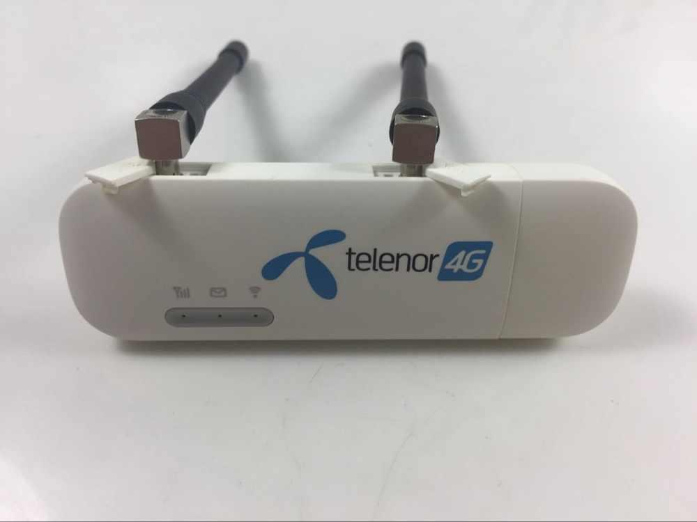 Unlocked Huawei E8372 ( plus a pair of antenna) LTE USB Wingle LTE  Universal 4G USB WiFi Modem car wifi E8372h-608 E8372h-153