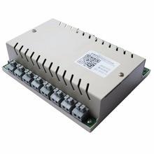 8 Gang сети Ethernet tcp/ip реле Управление Diy модуль коммутатора умный дом автоматизации дистанционное управление ler охранной сигнализации Domotica