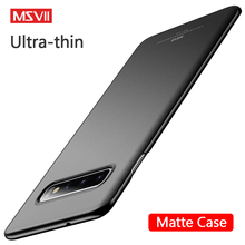 Msvii Coque for Samsung Galaxy S6 Case Ultra Thin s6 Edge Plus Hard Plastic Matte Frosted Cover Luxury Slim Phone Back