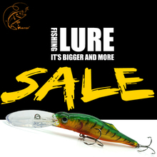 2019 New Minnow Bait Fishing Wobblers 25g 165mm 5 Various Colors Professional Accessories Artificial Hard Lure