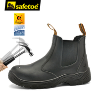 Safetoe Safety Shoes Work Boots Men Steel Toe Cap Water Resistant Hiking UK Size 3 13