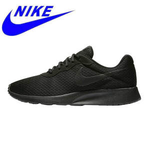 sports shoes ec893 04b42 New Arrival Nike Tanjun Kaishi Roshe Women s Running Shoes, Black Pink,  Dampening Lightweight Breathable 812654 001 812655 600