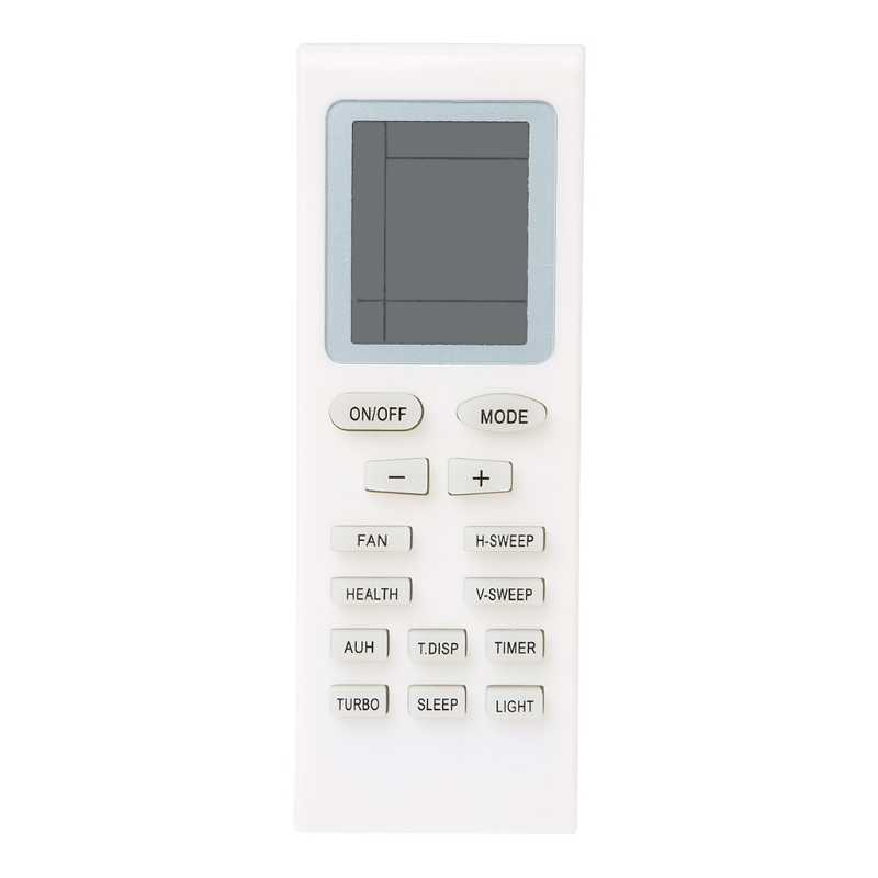 Universal Air Conditioner Remote Control Replace For Gree YBOF YB1FA YB1F2 YBOF2