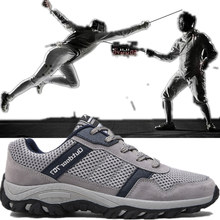Non slip Fencing Fighting Graphic Lightweight Breathable shoes martial art shoes fencing