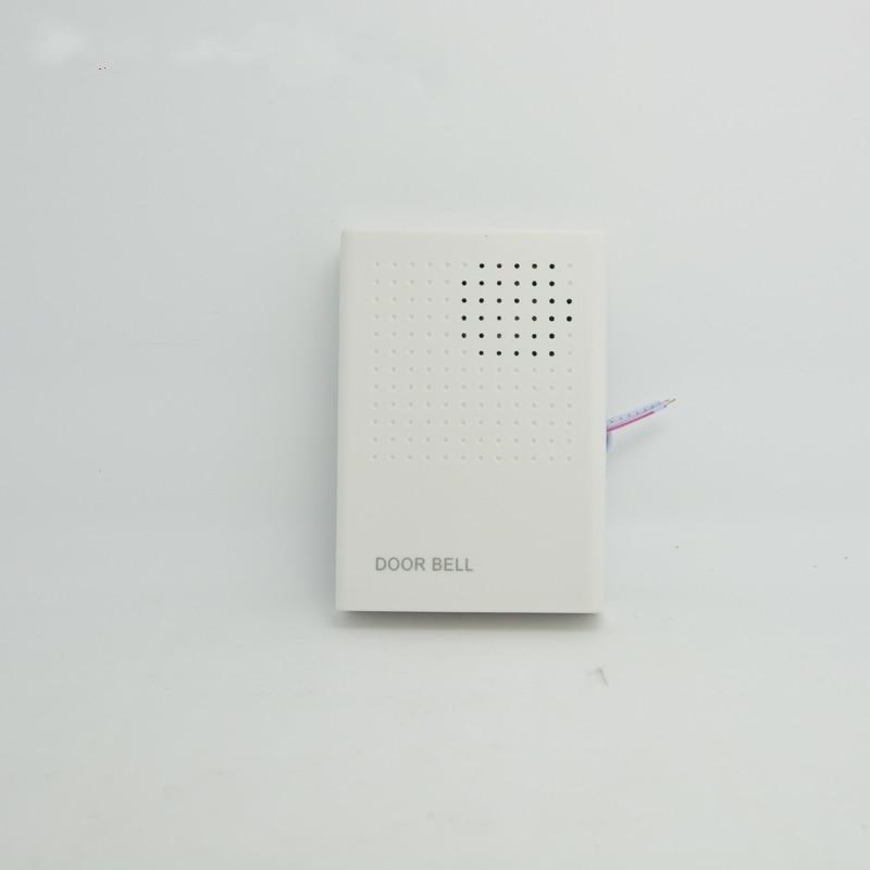 (1 шт.) проводной дверной звонок Главная Управление доступом домофон dingdong высокое качество 3 В для Бесплатная доставка