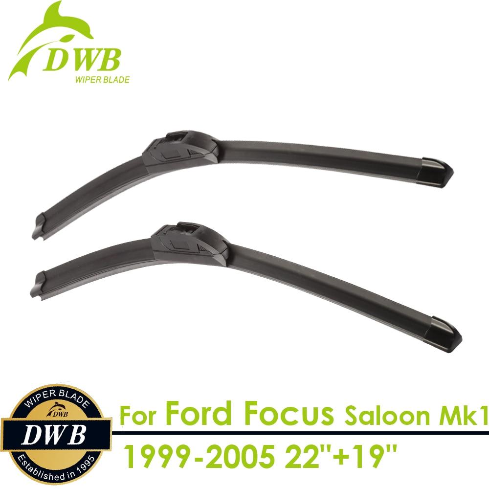 Limpiaparabrisas para ford focus mk1 saloon 1999 2005 22 19 2