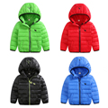 3 to 8 yrs Children Down Parkas Boys Jackets Girl Winter Coat Infant Clothes Hooded Kids Coat Long Sleeve Down Coat Outwear Warm