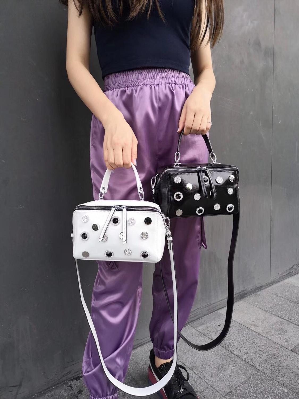 Kafunila Genuine Leather Bags For Women 2019 Luxury Handbags Women Bags Designer Shoulder Crossbody Bags Clutch Bolsa Feminina