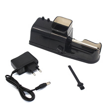 Electric Easy Automatic Cigarette Rolling Machine Injector Tobacco Maker Roller with Function Credibility Adapter