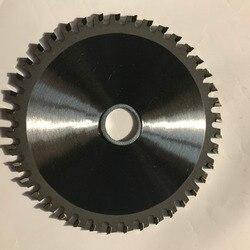 Darmowa wysyłka 1PC profesjonalny brzeszczot do pił tct metalowa tarcza tnąca do metalu NF  takich jak cięcie profili aluminiowych