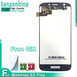 100% tested working LCD For Motorola Moto E5 Play XT1920 XT1921 LCD Display with Touch Screen Digitizer Assembly Replacement