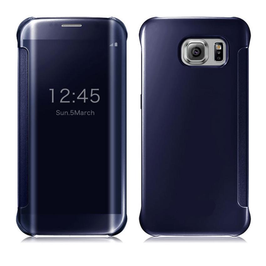 Carcasas Fundas For Samsung Galaxy S7 Edge Fashion Design Acrylic Phone Shell MAR9 Top Quality Luxury Mirror Slim Case Cover
