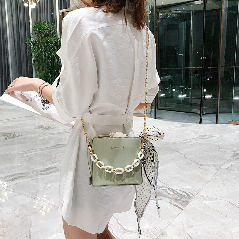 Female Crossbody Bag For Women 2019 Quality PU Leather Luxury Handbags Designer Sac A Main Ladies Bucket Shoulder Messenger Bag in Shoulder Bags from Luggage Bags
