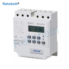 лучшая цена FREE SHIPPING Three Phases 380v 415v TIMER Programmable Switch,Time Relay