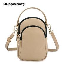 Famous Brand Summer Women Small Bag Nylon Waterproof Handbag Fashion Ladies Messenger Bags Mini Shoulder Crossbody Bag Bolsa цена в Москве и Питере