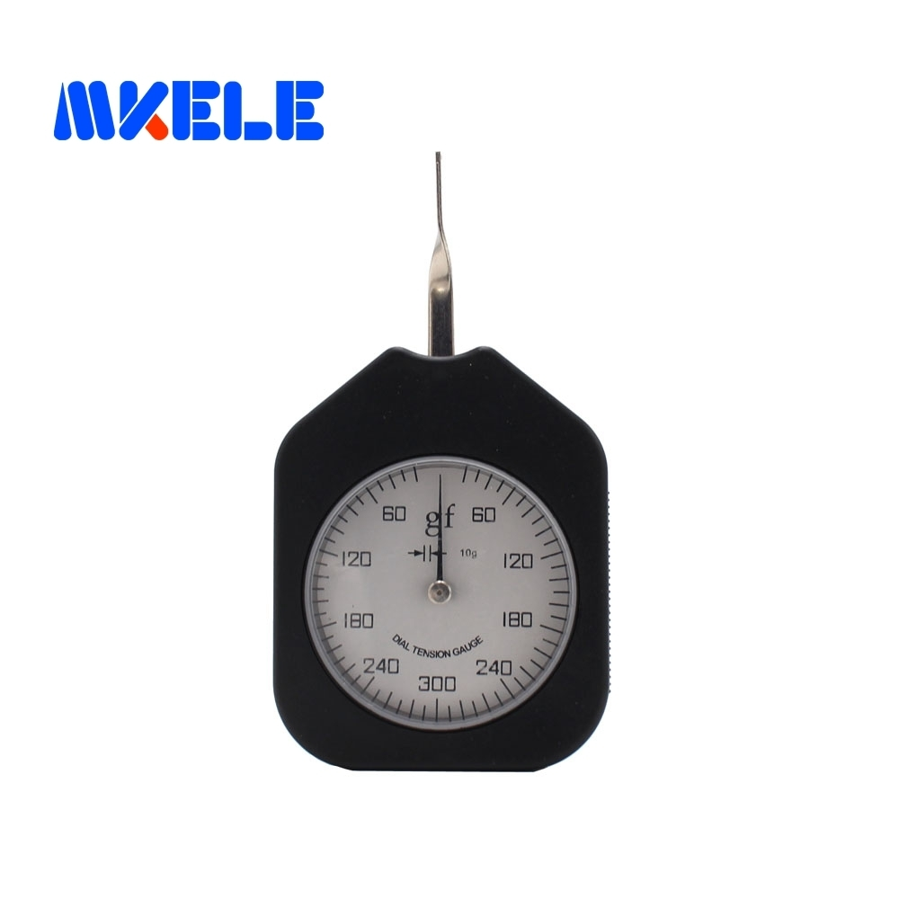 SEG-300-1 300g  Tensiometer  Analog Dial Gauge Single Pointer Force Tools Tension Meter