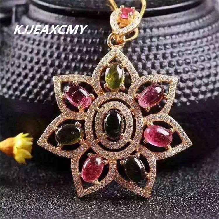 KJJEAXCMY Boutique jewelry, tourmaline, gemstone pendants, 925 sterling silver jewelry, Necklace Sterling SilverKJJEAXCMY Boutique jewelry, tourmaline, gemstone pendants, 925 sterling silver jewelry, Necklace Sterling Silver