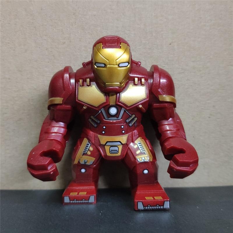 Marvel avengers Super heroes Iron Man Hulk Buster Iron