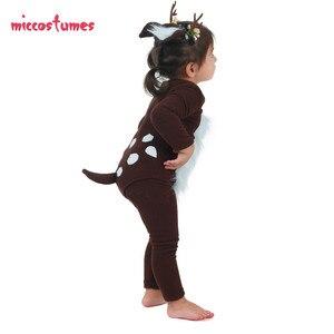 Image 5 - ילדים צבי תלבושות ילד צבי תלבושות עם קרנות עבור ליל כל הקדושים