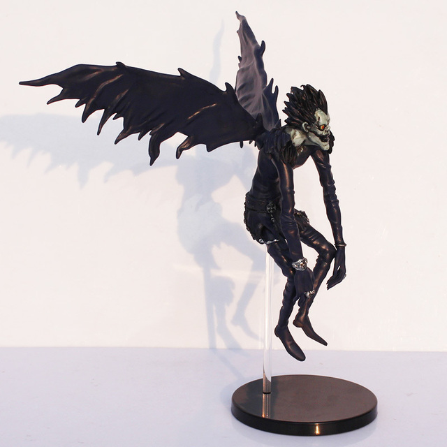 Anime Death Note Deathnote Ryuuku PVC Action Figure Collection Model Toy